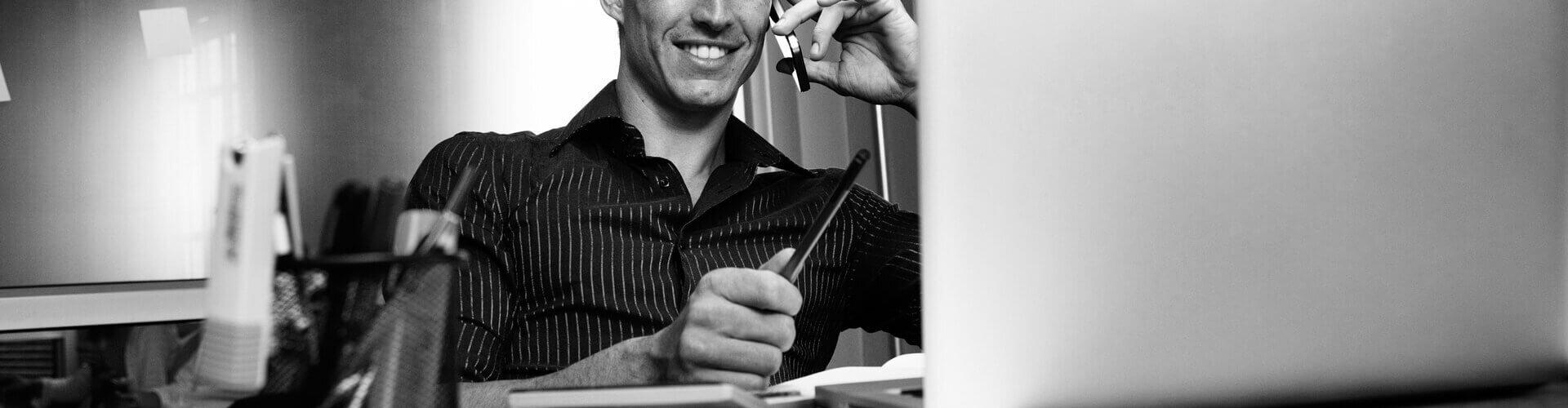 Compleet connectiviteitsportfolio, uitgebreide sales ondersteuning, focus op jouw klant
