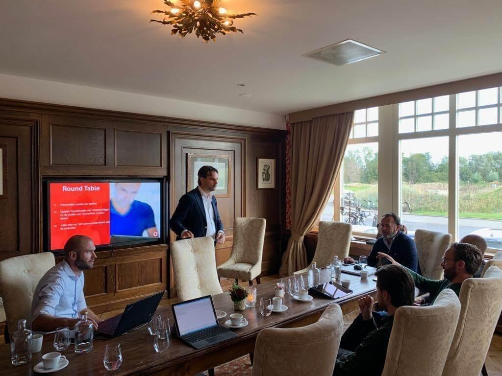 Connectivity Factory & VodafoneZiggo Roundtable..